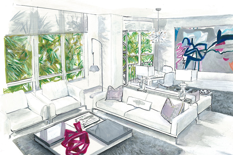 Interior Design In The Palm Beaches And South Florida